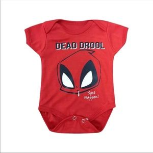 Other - Dead Drool Marvel Onesie
